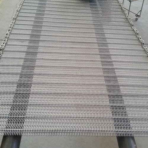 控制不锈钢链条网带的精度方法