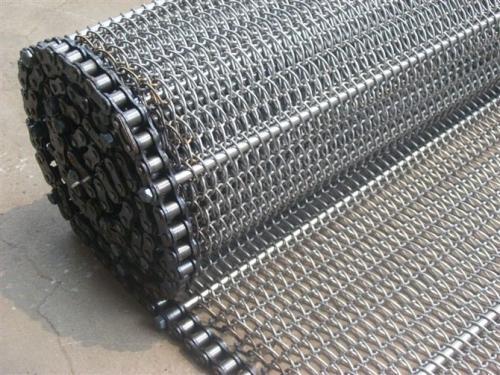做好金属网带的工艺改进至关重要