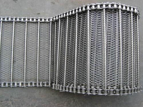 不锈钢网带的表面清洁与保养