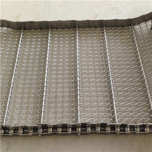 如何改进金属网带的加工工艺